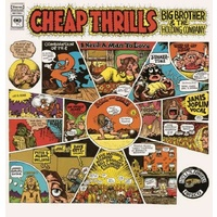 BIG BROTHER & THE HOLDING COMPANY FEATURING JANIS - Cheap Thrills