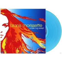 ALANIS MORISSETTE - Under Rug Swept (Limited & Numbered Transparent Blue Coloured Vinyl)
