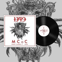 1349 - Massive Cauldron Of Chaos (Black Vinyl)