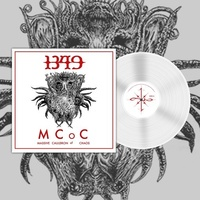 1349 - Massive Cauldron Of Chaos (Clear Vinyl)