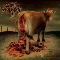 CATTLE DECAPITATION - Humanure (Bloody Stool Coloured Vinyl)