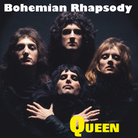 QUEEN - Bohemian Rhapsody  (40th Anniversary 12in)