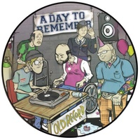 A DAY TO REMEMBER - Old Record (Picture Disc Vinyl)