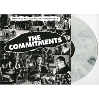 Commitments: 25th Anniversary Edition (Limited White & Black Marbled Vinyl)