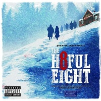 ENNIO MORRICONE - Hateful Eight: Soundtrack (Eu Pressing)