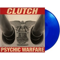 CLUTCH - Psychic Warfare (Limited Blue Coloured Vinyl)