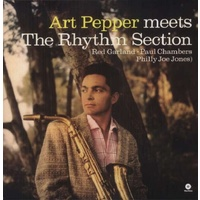 ART PEPPER - Meets The Rhythm Section (Spa)