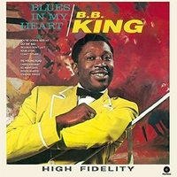 B.B. KING - Blues In My Heart (180g) (+bon