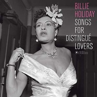BILLIE HOLIDAY - Songs For Distingue Lovers (Cover Photo By Jean)