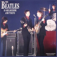 BEATLES - In Melbourne And Tokyo - Broadcasts - Clear Vinyl