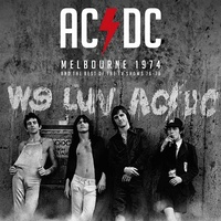 AC/DC - Melbourne 1974 & The Tv Collection (Limited White & Red Splatter Coloured Vinyl)