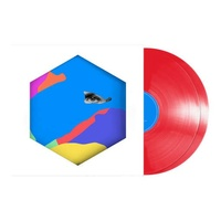 BECK - Colors: Deluxe Edition (Red Coloured Vinyl)