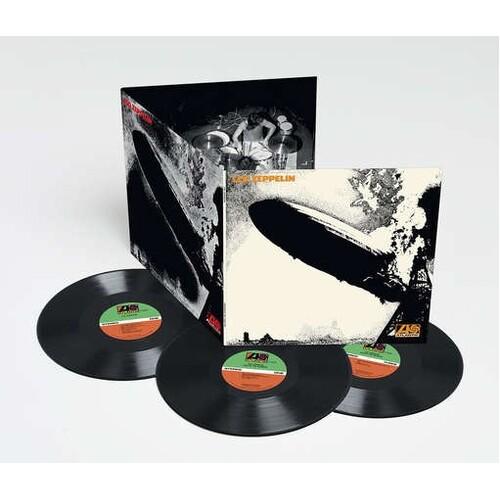 Led Zeppelin Led Zeppelin 1 2014 Deluxe Vinyl Reissue