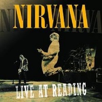 NIRVANA - Live At Reading (Vinyl)