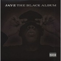 JAY-Z - Black Album (Explicit Version 2 Lp)