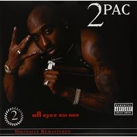 2PAC - All Eyez On Me (Explicit Version Remastered)