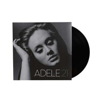 ADELE - 21 (Incl. Download Insert)
