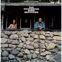 BYRDS - The Notorious Byrd Brothers (1