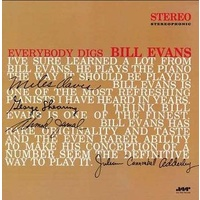 BILL EVANS - Everybody Digs Bill Evans (Import-esp 180gm Vinyl