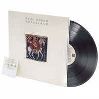 PAUL SIMON - Graceland (25th Anniversary Edition) (180g Vinyl)