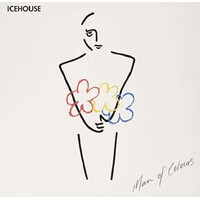 ICEHOUSE - Man Of Colours (Yellow Vinyl)