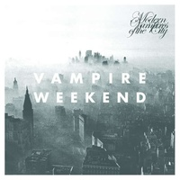 VAMPIRE WEEKEND - Modern Vampires Of The City (Vinyl)