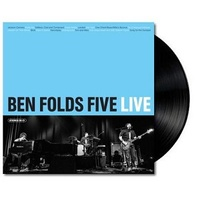 BEN FOLDS FIVE - Live (120gm Vinyl 2 Lp/incl. Download Insert)