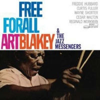 ART BLAKEY & THE JAZZ MESSENGERS - Free For All -hq-