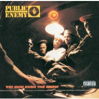 PUBLIC ENEMY - Yo! Bum Rush The Show (Vinyl)