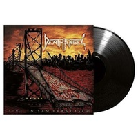 DEATH ANGEL - Bay Calls For Blood, The - Live In San Francisco (Vinyl)