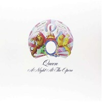 QUEEN - Night At The Opera, A (180gm Vinyl) (2015 Reissue)