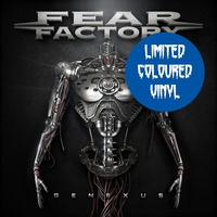 FEAR FACTORY - Genexus - Limited 2lp Blue Vinyl