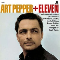 ART PEPPER - Plus Eleven (Bonus Track) (180g)