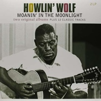 HOWLIN' WOLF - Howlin Wolf / Moanin In The Moonlight (Hol)