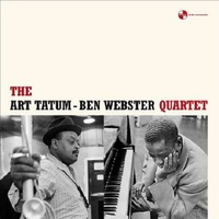 ART & BEN WEBSTER TATUM - The Art Tatum - Ben Webster Qu
