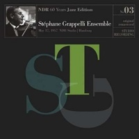 STEPHANE GRAPPELLI ENSEMBLE - May 17, 1957 Ndr Studio Hambur