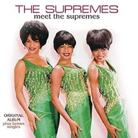 THE SUPREMES - Meet The Supremes (Vinyl)