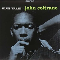 JOHN COLTRANE - Blue Train (Ltd) (180g)