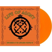LIFE OF AGONY - Unplugged At The Lowlands Festival 97 (Limited Orange Coloured Vinyl)