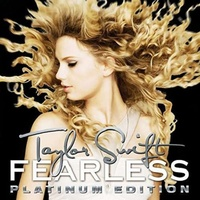 TAYLOR SWIFT - Fearless: Platinum Edition (Vinyl)
