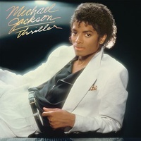 MICHAEL JACKSON - Thriller (Gate)