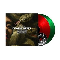 COMBICHRIST - This Is Where Death Begins (W/cd)