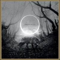 DOWNFALL OF GAIA - Atrophy (Limited Yellow Ochre Marbled Coloured Vinyl)