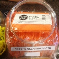 Lp Cleaner - Vinyl Styl Lubricated Cleaning Cloth (25) - Retail Display Fishbowl
