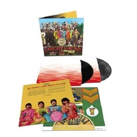 THE BEATLES - Sgt. Pepper's Lonely Hearts Club Band: 50th Anniversary Edition (Vinyl)