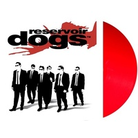 SOUNDTRACK - Reservoir Dogs (Limited Red & Clear Mixed Coloured Vinyl)