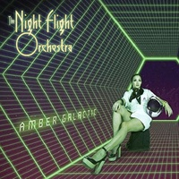 THE NIGHT FLIGHT ORCHESTRA - Amber Galactic (2lp)