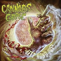CANNABIS CORPSE - Left Hand Pass (Ltd Opaque White Vinyl)