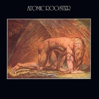 ATOMIC ROOSTER - Death Walks Behind You (180g)