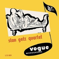 STAN GETZ QUARTET - Stan Getz Quartet (Vogue Jazz Club 002)